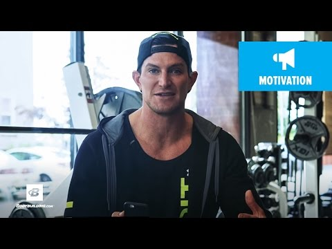 When Should I Train Arms And Legs? | Ask Steve Weatherford