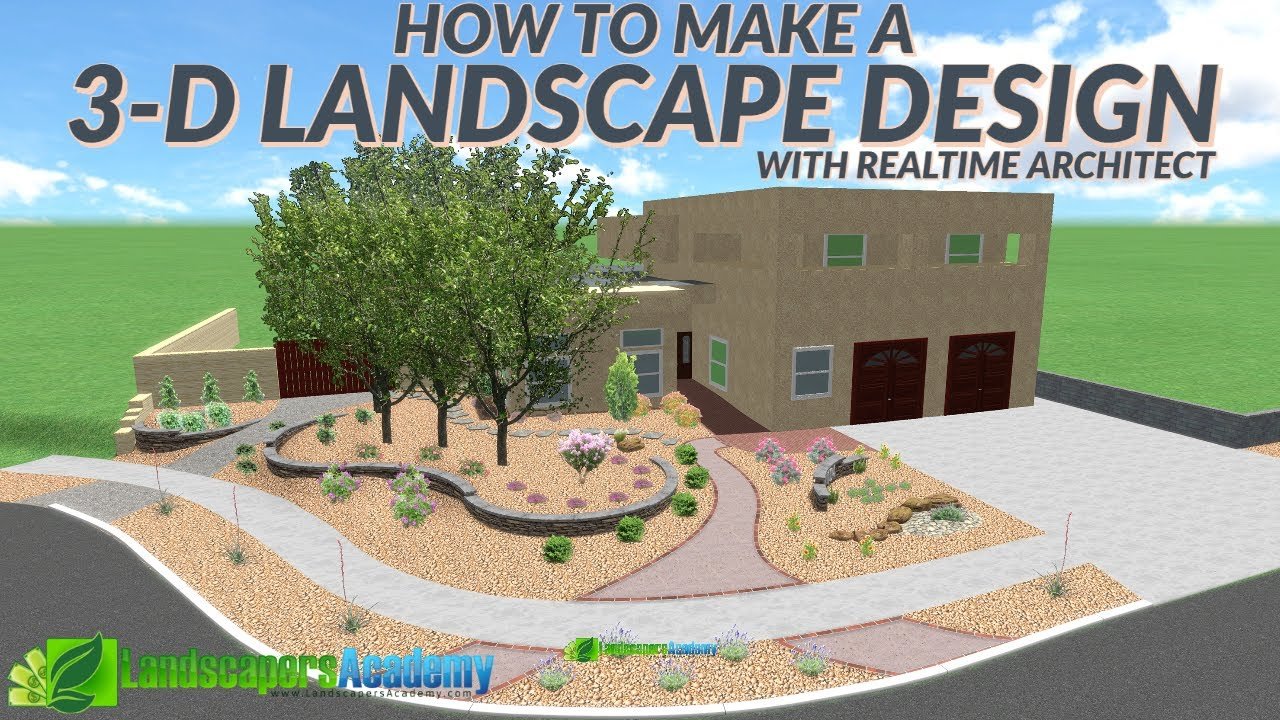 3d Landscape Architecture Software