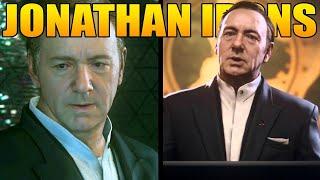 The Full Story of Jonathan Irons  (Call of Duty Advanced Warfare Story)