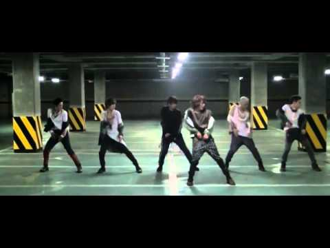 TEEN TOP - To You mirrored Dance MV standing ver.