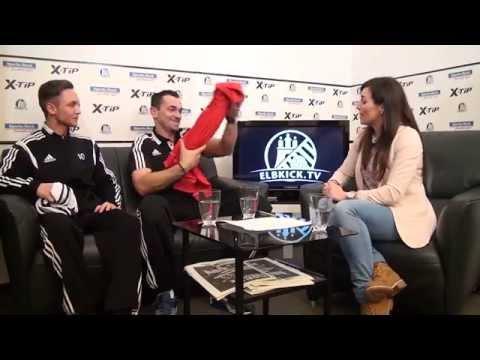 Talk mit Darko Lejic (Trainer SV Krupunder/Lohkamp) und Jean-Pierre Möllmann (SV Krupunder/Lohkamp) | ELBKICK.TV präsentiert von A. GLASMEYER