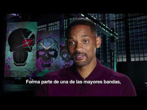 Escuadr�n Suicida - Entrevista a Will Smith HD