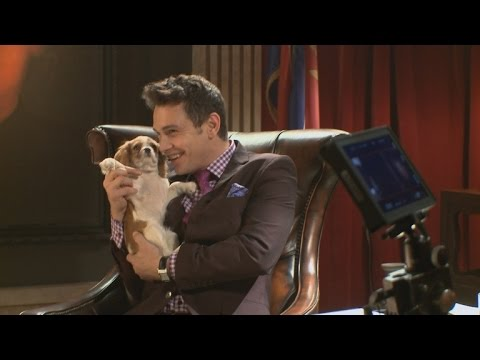 EXCLUSIVE: Behind the Scenes With the Adorable Puppy of 'The Interview'