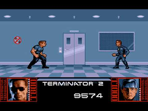 Terminator 2: Judgment Day (Dementia) (MS-DOS) [1991]