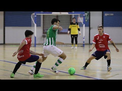 Real Betis Futsal - Osasuna Magna Xota Jornada 5 Temp 20 21
