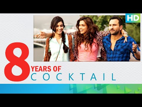 8 years of Cocktail   Saif Ai Khan, Deepika Padukone & Diana Penty   Eros Now