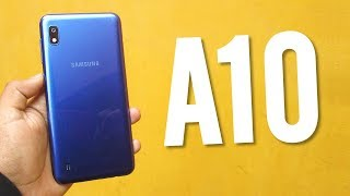 Video Samsung Galaxy A10 4Zm-AXVtdfU