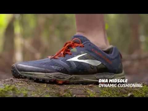 Brooks Running Shoes   Cascadia 11