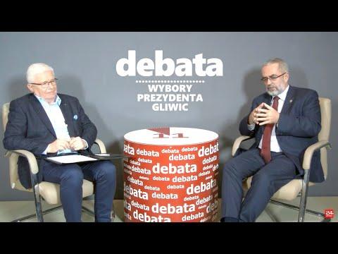 Adam Neumann - Janusz Moszyński. Debata prezydencka 1 na 1