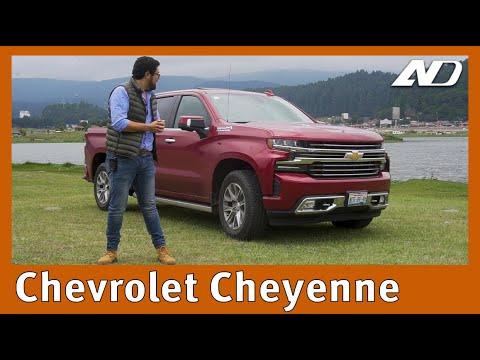 """Chevrolet Cheyenne (Silverado) - Imponente pero, ¿A la altura de sus rivales"""""""