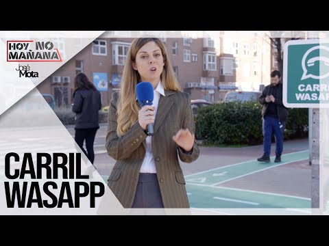 Carril Wasapp | Hoy no Mañana #3 | José Mota