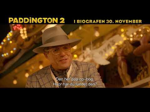 PADDINGTON 2 - I biograferne 30. november 2017