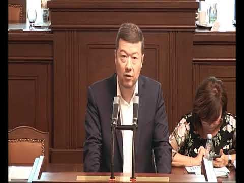 Tomio Okamura: Vládě neustále chybí peníze na potřebné sociální služby