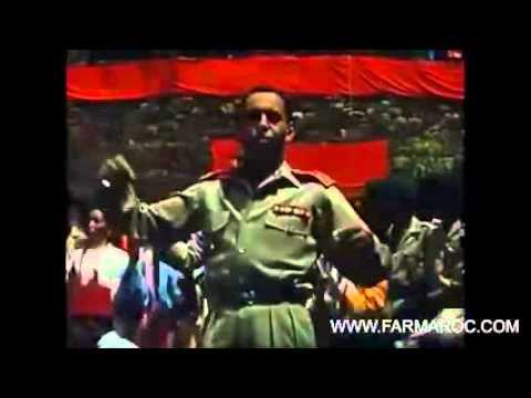 فيديو نادر.. الحسن الثاني يرقص على إيقاعات