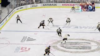 Jake (3) v Josh (2) NHL 19 PLAYOFFS GM2