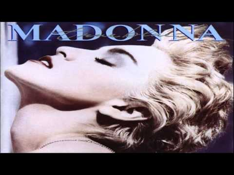 Madonna - Jimmy Jimmy [True Blue Album]
