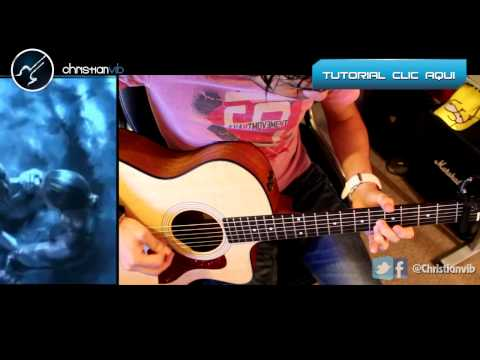 Lo Dejaria Todo - Chayanne -  Cover Acustico Guitarra