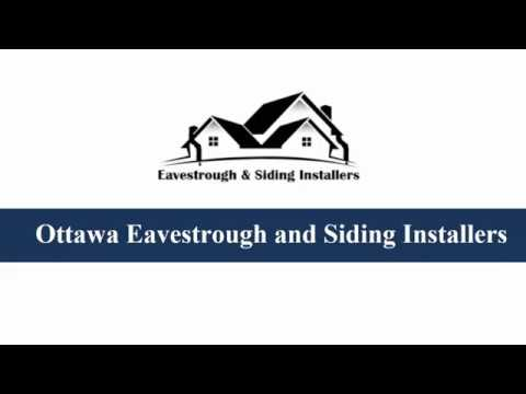Ottawa Eavestrough and Siding Installers