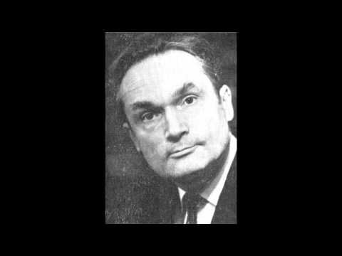 Rudolf Kerer plays Georgy Sviridov Piano Sonata (1944)