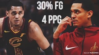 This Is Why Jordan Clarkson Has Been Struggling With The Cavs In The Playoffs | Averaging 4 Points
