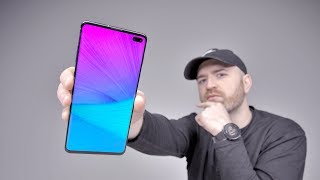 Samsung Galaxy S10+ Hands On