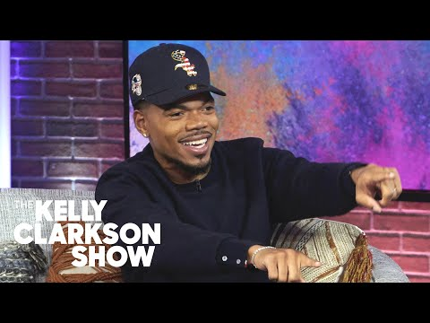 Chance The Rapper Blames His Farts On Others | The Kelly Clarkson Show