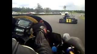 Superkarts Race 1 Lakeside 7-4-2013