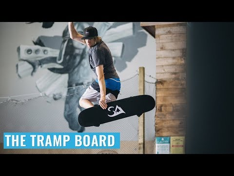 Meet Our Newest Most Shredable Tramp Board Ever!