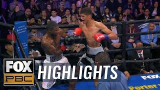Sebastian Fundora gets KO victory vs. Donnie Marshall | HIGHLIGHTS | PBC ON FOX