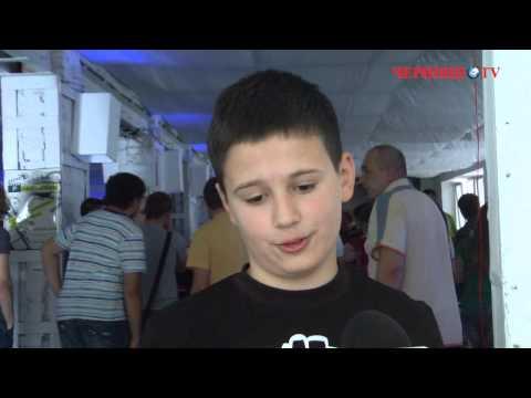 У Чернівцях вперше проходить турнір з комп'ютерної гри «World of Tanks»