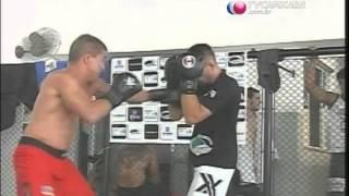 ESPORTE CAPIXABA 11 02 2014 MMA RODRIGO DAMM