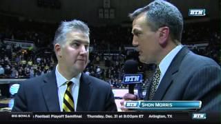Vanderbilt at Purdue - Men's Basketball Highlights