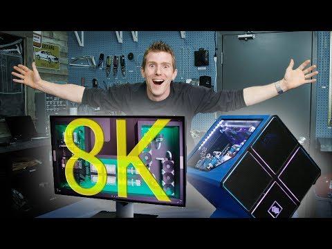 Dell's 8K Monitor – Gamin ...