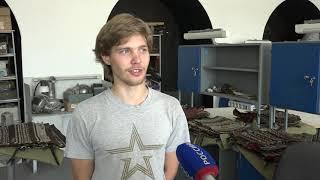 Центр военно-исторической реконструкции «Служилые люди Сибири» обрёл постоянный дом