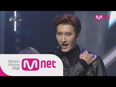 Mnet [M COUNTDOWN] Ep.402 : 조미(ZHOUMI) - Rewind @M COUNTDOWN_141113
