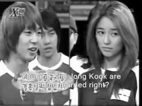 To Her Boy - Kim Jong Kook yoon eun hye tribute