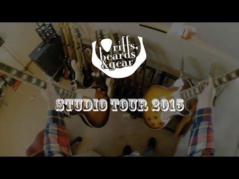 Fluffs Home Studio Tour 2015
