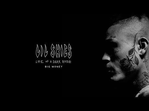 LIL SKIES - Big Money (prod: JGramm) [Official Audio]