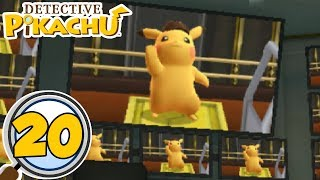 "Detective Pikachu - ""Expose The Culprit!"" 