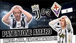 Juventus-Fiorentina 0-3 con Valerio Pavesi #7Gold / 14ª G / #SerieA