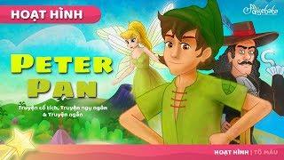 Peter Pan và thuyền trưởng húc - Truyện cổ tích việt nam