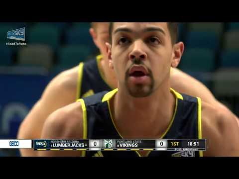 Big Sky Men's Basketball Championship Game #1