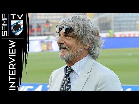 Empoli-Sampdoria, Ferrero: «Bravi ragazzi, ora prenderemo un difensore»
