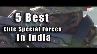 5 Best Elite Special Forces In India  | 2019 ᴴᴰ |