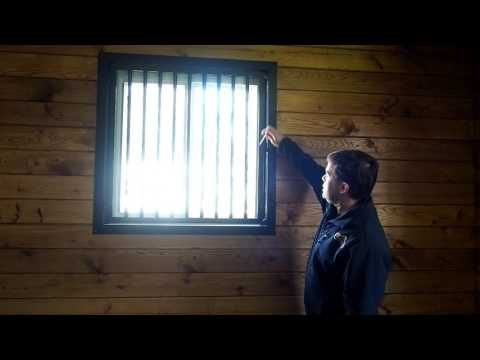 Window Grills in Your Horse Stall