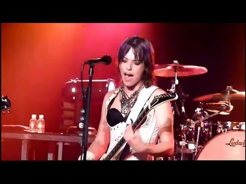 Halestorm - Bad Romance (Lady Gaga cover) (Audio Official & Video Live)