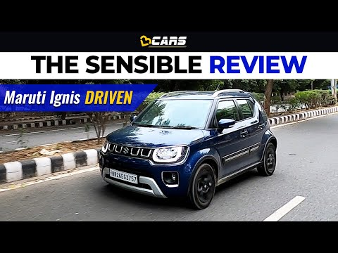 Ignis 2020 Review | Alpha Variant | Petrol-AMT | The Sensible Review | October 2020