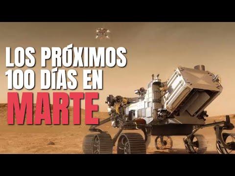 Los Próximos 100 Días en Marte