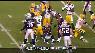 2010 Week 15: Packers @ Patriots