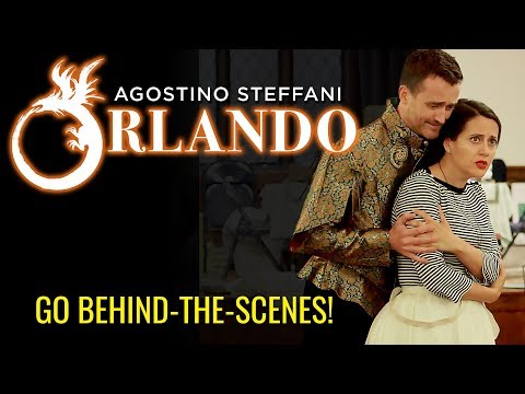 Go behind-the-scenes with the GRAMMY Award-winning Boston Early Music Festival as they prepare the fully-staged North American premiere of Agostino Steffani's 1691 operatic masterpiece, Orlando. This Baroque spectacle receives its North American premiere as the centerpiece of the 2019 Boston Early Music Festival—June 9–16, 2019 in Boston, MA.